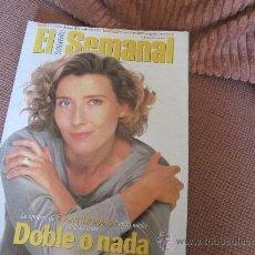 Coleccionismo de Revistas y Periódicos: EL SUPLEMENTO SEMANAL, 24 MARZO 1996. Lote 29933491