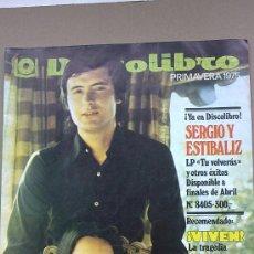 Coleccionismo de Revistas y Periódicos: &REVISTA--DISCO LIBRO.AÑO 1975.SERGIO Y ESTIBALIZ.. Lote 30118465