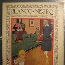 Coleccionismo de Revistas y Periódicos: BLANCO Y NEGRO. 1928. Lote 30116991