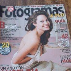 Coleccionismo de Revistas y Periódicos: FOTOGRAMAS Nº 1960. Lote 30143829
