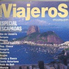 Coleccionismo de Revistas y Periódicos: REVISTA VIAJEROS . Nº 117 SEPTIEMBRE 2004 .. Lote 30174664