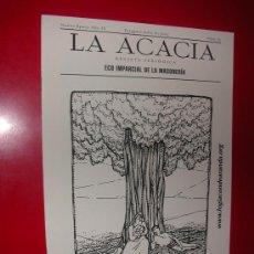 Coleccionismo de Revistas y Periódicos: LA ACACIA.ECO IMPARCIAL DE LA MASONERIA.LOGIA CONDE ARANDA. Nº 23. JULIO 2005. Lote 30197831