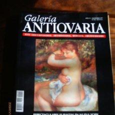 Coleccionismo de Revistas y Periódicos: ANTICUARIA . REVISTA DE ARTE ,ANTIGUEDADES Y COLECCIONISMO.1997 -Nº 156. Lote 30258723