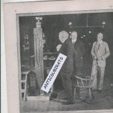 Coleccionismo de Revistas y Periódicos: REVISTA.AÑO 1929.EDISON .LA BARQUERA DE PUERTOMARIN.JOSE CAPUZ.ALBA DE TORMES.ALVAREZ DE TOLEDO.. Lote 30277881