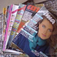 Coleccionismo de Revistas y Periódicos: REVISTA AMA. Lote 30288316
