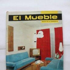 Coleccionismo de Revistas y Periódicos: REVISTA EL MUEBLE - Nº 15 - MARZO 1963. Lote 30299954