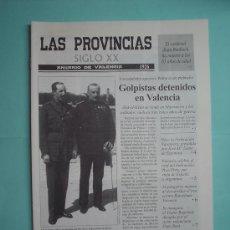 Coleccionismo de Revistas y Periódicos: DIARIO. PERIÓDICO. LAS PROVINCIAS SIGLO XX. ANUARIO DE VALENCIA. 1926-1927. Lote 30410575