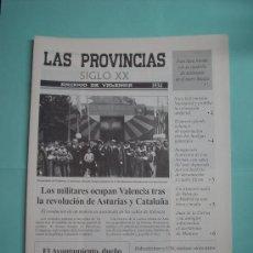 Coleccionismo de Revistas y Periódicos: LAS PROVINCIAS SIGLO XX. ANUARIO DE VALENCIA. 1934 -1935. ANURIA. DIARIO. PERIÓDICO.. Lote 30439518