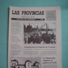 Coleccionismo de Revistas y Periódicos: LAS PROVINCIAS SIGLO XX. ANUARIO DE VALENCIA. 1948 - 1949. DIARIO. PERIÓDICO. Lote 30439637