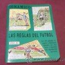 Coleccionismo de Revistas y Periódicos: DINÁMICO.LAS REGLAS DEL FÚTBOL.1981. Lote 30457714