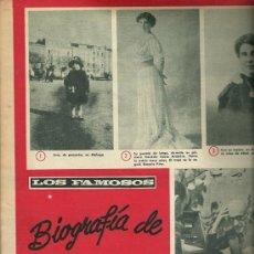Coleccionismo de Revistas y Periódicos: REVISTA DIGAME Nº 1.297 DEL 10 DE NOVIEMBRE DE 1964 . Lote 30554862