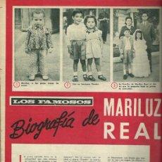 Coleccionismo de Revistas y Periódicos: REVISTA DIGAME Nº 1.243 DEL 29 DE OCTUBRE DE 1963 . Lote 30571568