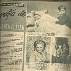 Coleccionismo de Revistas y Periódicos: REVISTA DIGAME Nº 1.255 DEL 29 DE ENERO DE 1964 . Lote 30573908
