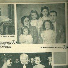 Coleccionismo de Revistas y Periódicos: CONCHITA BAUTISTA REVISTA DIGAME Nº 1.397 DEL 11 DE OCTUBRE DE 1966 PORTADA MARISA MEDINA. Lote 30575185