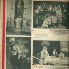 Coleccionismo de Revistas y Periódicos: CONCHITA PIQUER, REVISTA DIGAME Nº 1.310 DEL 9 DE FEBRERO DE 1965 PORTADA MIKAELA. Lote 30575364