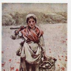 Coleccionismo de Revistas y Periódicos: GALICIA 1922 ALDEANA GALLEGA ILUSTRCAION H.SOUTO HOJA REVISTA. Lote 30651708