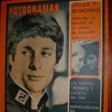 Coleccionismo de Revistas y Periódicos: FOTOGRAMAS Nº 973 1967. Lote 30679050