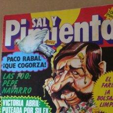 Coleccionismo de Revistas y Periódicos: &-SAL Y PIMIENTA.Nº212--AÑO1983.. Lote 30700360