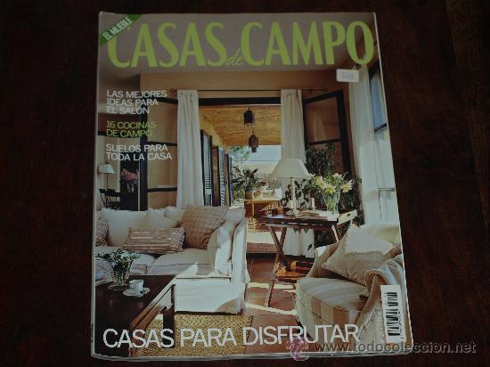 Revista de decoracion el mueble casas de camp comprar for El mueble decoracion