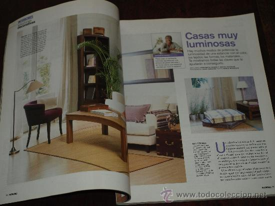 Revista de decoracion interiores ideas tend comprar for Revista interiores ideas y tendencias