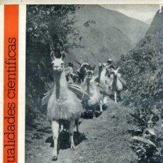 Coleccionismo de Revistas y Periódicos: REVISTA IBÉRICA DE ACTUALIDAD CIENTÍFICA Nº5 - NOVIEMBRE 1962. Lote 30772104