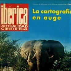Coleccionismo de Revistas y Periódicos: REVISTA IBÉRICA DE ACTUALIDAD CIENTÍFICA Nº23 - MAYO 1964. Lote 30772350