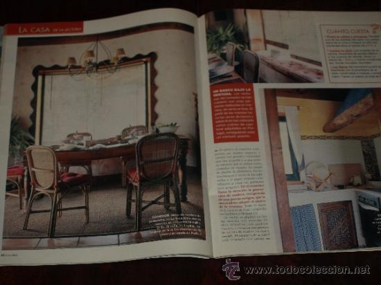 Revista de decoracion casa diez poner orden e comprar - Casa diez decoracion ...