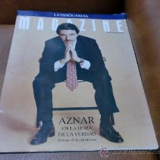 Coleccionismo de Revistas y Periódicos: REV MAGAZINE 1/199 AZNAR .AMPLIO RPTJE.DEMI MOORE, THE BEATLES ,ELSA ANKA,ALEX DE LA IGLESIA,. Lote 30824751
