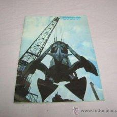 Coleccionismo de Revistas y Periódicos: REVISTA ENSIDESA ABRIL DE 1975 AVILÉS. Lote 30917463