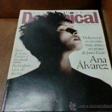 Coleccionismo de Revistas y Periódicos: REV DOMINICAL 127/95 ANA ALVAREZ GRAN RPTJE.,MICHAEL LOPEZ-ALEGRIA,LOS WINDOR,SHANNEN DOHERTY.. Lote 32691906