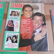 Coleccionismo de Revistas y Periódicos: SEMANA, NOVIEMBRE1974. Lote 31008719