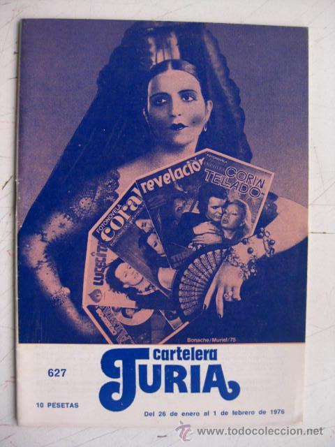 Coleccionismo de Revistas y Periódicos: MARISOL.REVISTA GUIA TURIA, MARISOL EN CONTRAPORTADA. - Foto 2 - 31008138