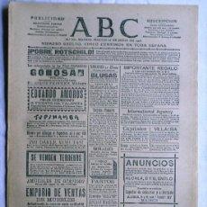 Colecionismo de Revistas e Jornais: ABC Nº 530- 26 JUNIO 1906 - EL PROCESO DE ESTAFA AL CANTINERO - DREYFUS. Lote 31022257