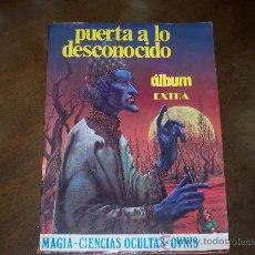 Coleccionismo de Revistas y Periódicos: PUERTA A LO DESCONOCIDO - ALBUM EXTRA. Lote 31072217