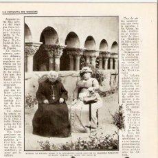 Coleccionismo de Revistas y Periódicos: REVISTA.AÑO 1913.TOLOSA.BURGOS.ZARRAGON.DANZAS.MADRID.VISTILLAS.MERCADO.BARNA HUELGA TEXTIL TRANVIA. Lote 31134299