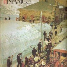 Coleccionismo de Revistas y Periódicos: MVNDO HISPÁNICO.N 69.DICIEMBRE 1953.INDUSTRIALIZACIÓN.SIDERURGIA.MUTIS.ATAULFO ARGENTA.SUMARIO.. Lote 31160539
