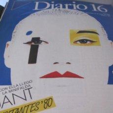 Coleccionismo de Revistas y Periódicos: CL84//DIARIO 16 SEMANAL. Lote 31179297