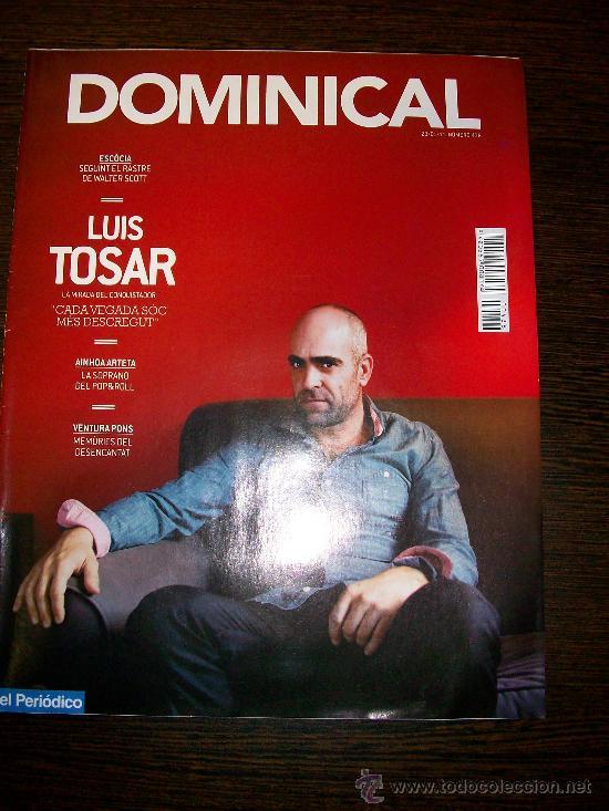 DOMINICAL EL PERIÓDICO Nº 436 (2011) - EDICIÓN EN CATALAN (Coleccionismo - Revistas y Periódicos Modernos (a partir de 1.940) - Otros)