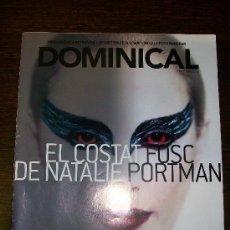 Coleccionismo de Revistas y Periódicos: DOMINICAL EL PERIÓDICO Nº 438 (2011) - EDICIÓN EN CATALAN. Lote 31217148