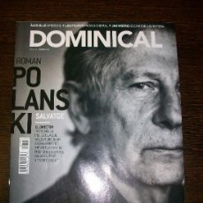 Coleccionismo de Revistas y Periódicos: DOMINICAL EL PERIÓDICO Nº 478 (2011) - EDICIÓN EN CATALAN. Lote 31217198