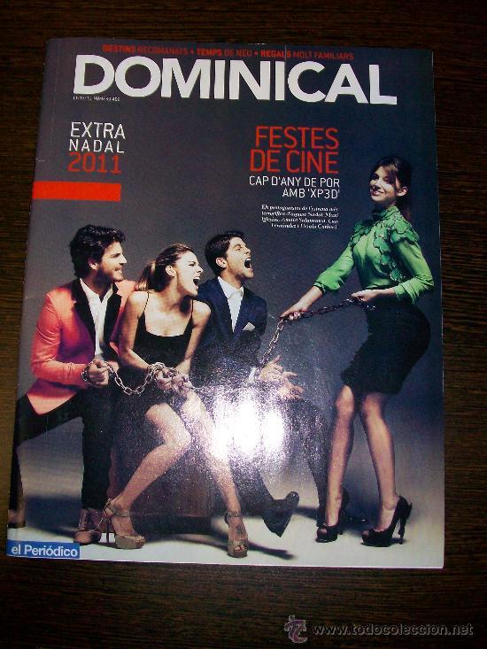 DOMINICAL EL PERIÓDICO Nº 482 (2011) EXTRA NADAL 2011 - EDICIÓN EN CATALAN (Coleccionismo - Revistas y Periódicos Modernos (a partir de 1.940) - Otros)