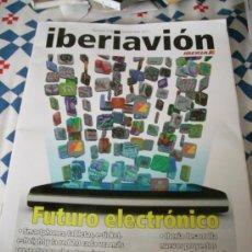 Coleccionismo de Revistas y Periódicos: REVISTA 'IBERIAVIÓN', Nº 119. SEPTIEMBRE 2011.. Lote 31243591