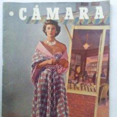 Coleccionismo de Revistas y Periódicos: REVISTA CAMARA ,- Nº 161 ,- SEPTIEMBRE 1949. Lote 31271942