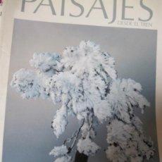 Coleccionismo de Revistas y Periódicos: S32//PAISAJES DESDE EL TREN. Lote 31283737