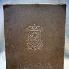 Coleccionismo de Revistas y Periódicos: REVISTA, JATIVA, BOLETIN-REVISTA, NÚMEROS XVII AL XXII, 1944. VV. AA. DELEGACIÓN NACIONAL DE SINDIC. Lote 31379389