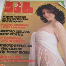 Coleccionismo de Revistas y Periódicos: REVISTA LIB AÑOS 70. Lote 31303258