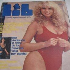 Coleccionismo de Revistas y Periódicos: REVISTA LIB AÑOS 70. Lote 31303271