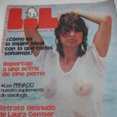 Coleccionismo de Revistas y Periódicos: REVISTA LIB AÑOS 70. Lote 31303285