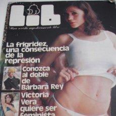 Coleccionismo de Revistas y Periódicos: REVISTA LIB AÑOS 70. Lote 31303294