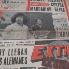 Coleccionismo de Revistas y Periódicos: PERIODICO EXTRA EXTRA ANOS 50. Lote 31303636